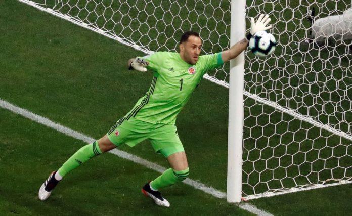 Colombia avanzó a Semifinales de la Copa América gracias a David Ospina