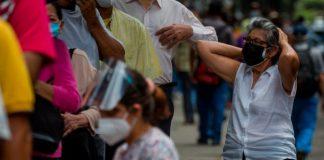 Venezuela registró 1.117 nuevos casos de Covid-19