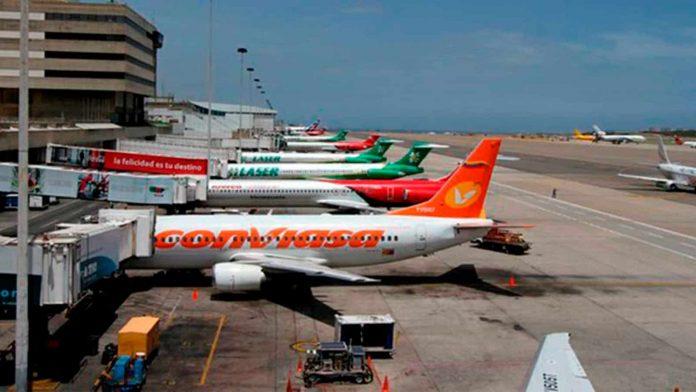 Gobierno Nacional reactivó los vuelos comerciales nacionales