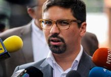 MP confirmó que Freddy Guevara quedó detenido por efectivos del SEBIN