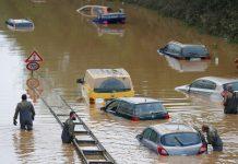 Declaran situación de catástrofe en el sureste de Baviera