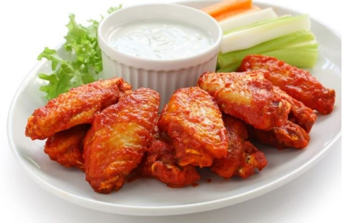 alitas de pollo en salsa picante - alitas de pollo en salsa picante
