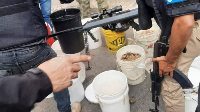Bandas armadas en Venezuela - Bandas armadas en Venezuela