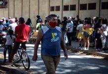 Venezuela registró 1.192 nuevos casos de Covid-19