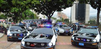 Patrullas de la Policía de Chacao Patrullas de la Policía de Chacao