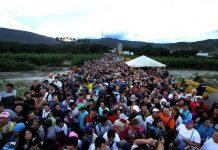 Migración venezolana puede superar el éxodo de Siria