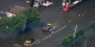 Llegada tifón In-fa a China - Llegada tifón In-fa a China