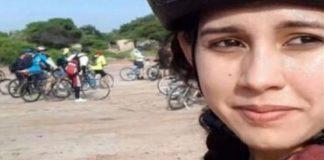 Ciclista asesinada a tiros y su pareja quedó herida durante un robo