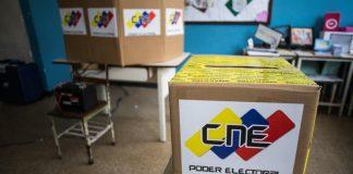 Oposición en las elecciones regionales - Oposición en las elecciones regionales
