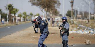Protestas en Sudáfrica - Protestas en Sudáfrica