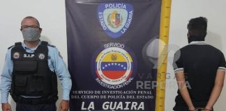 Detenido jefe de vigilancia de Mercal
