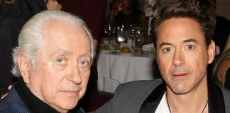 Falleció Robert Downey Sr.