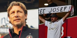 Atlanta United despidió a Gabriel Heinze por malos resultados y el caso Josef Martínez