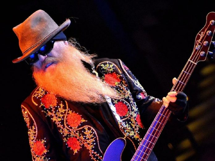 Murió Dusty Hill