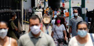 Venezuela registró 1.019 nuevos casos de Covid-19
