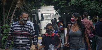 Venezuela registró 1.109 nuevos casos de Covid-19