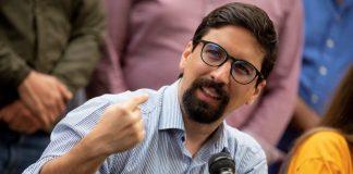 FAES detiene al opositor Freddy Guevara - FAES detiene al opositor Freddy Guevara