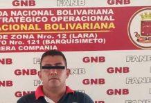 GNB se suicidó en su celda - GNB se suicidó en su celda