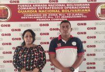 Detenido sargento retirado de la GNB - Detenido sargento retirado de la GNB