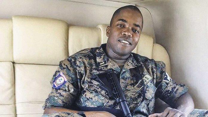Jefe de seguridad del presidente de Haití - Jefe de seguridad del presidente de Haití