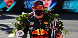Max Verstappen consiguió la Pole para el GP de Gran Bretaña