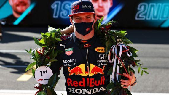 Verstappen gana la primera clasificación por Sprint de la Fórmula 1