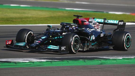 Max Verstappen Lewis Hamilton ganó el Gran Premio de Gran Bretaña de forma polémica