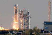 Jeff Bezos viaje al espacio - Jeff Bezos viaje al espacio