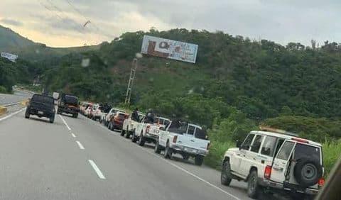 Continúa fuego cruzado en Las Tejerías: Sede del CICPC habría sido evacuada