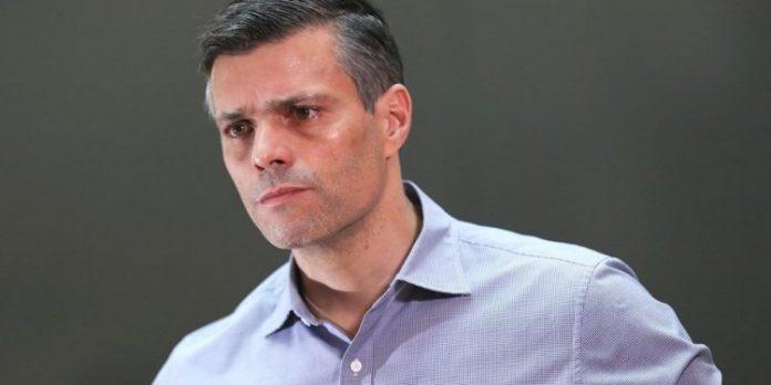 Leopoldo López y Guaidó - Leopoldo López y Guaidó
