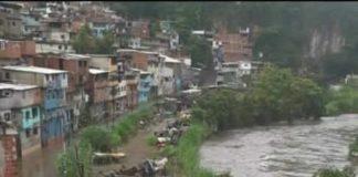 Caracas bajo el agua - Caracas bajo el agua