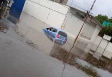 Anegada av. Santiago Mariño tras doce horas de lluvias - Anegada av. Santiago Mariño tras doce horas de lluvias