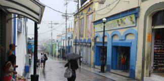 Persisten las lluvias en Carabobo - Persisten las lluvias en Carabobo
