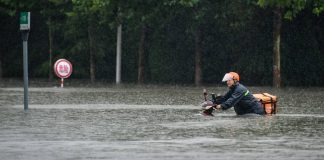 Lluvias en China - Lluvias en China