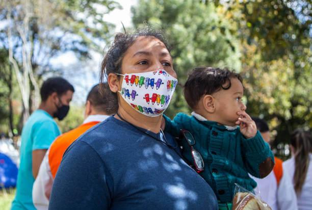 Bebés nacidos en Colombia son de madres venezolanas