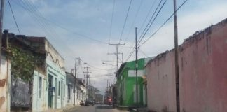 La calle Martín Tovar - La calle Martín Tovar