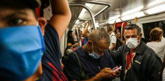 Bioseguridad en el Metro de Caracas - Bioseguridad en el Metro de Caracas