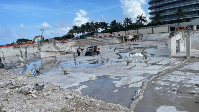 víctimas del derrumbe en Miami-Dade - víctimas del derrumbe en Miami-Dade
