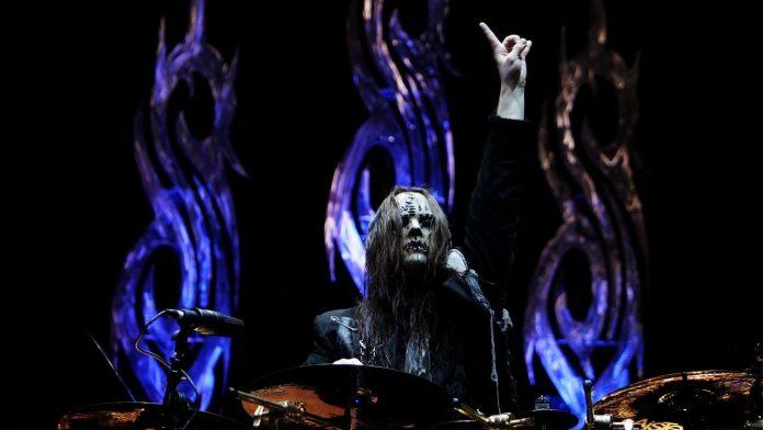 Falleció el baterista de Slipknot Joey Jordison