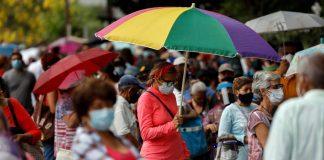 Venezuela registró 919 nuevos casos de Covid-19