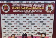 """Seis miembros del """"Tren de Aragua"""" - Seis miembros del """"Tren de Aragua"""""""