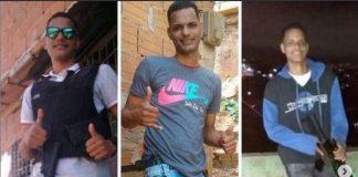 """Alias """"Oscar El Llano"""" y """"El Chino"""""""