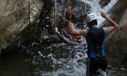 Canyoning en La Cumaca - Canyoning en La Cumaca