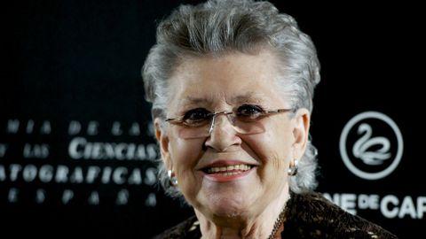 Muere la actriz Pilar Bardem