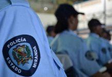Sujetos armados rodearon a funcionarios en Valles de Tuy