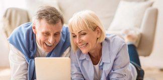 redes sociales para la tercera edad - N24c