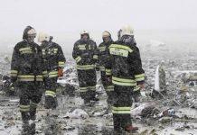 Se estrelló avión en Rusia - Se estrelló avión en Rusia