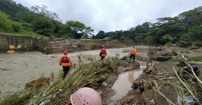 Fuertes lluvias en Táchira - Fuertes lluvias en Táchira