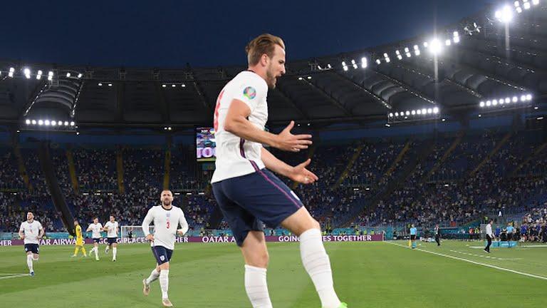 Dinamarca avanzó a las semifinales de la Eurocopa