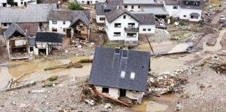 tormentas en Alemania